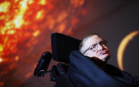 Stephen Hawking hamvai Darwin és Newton mellé kerülnek