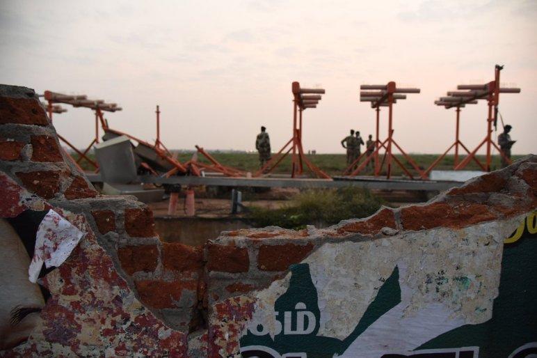 be12dfd15c2d Felszállás közben lebontott egy falat az Air India gépe - kulfold.ma.hu