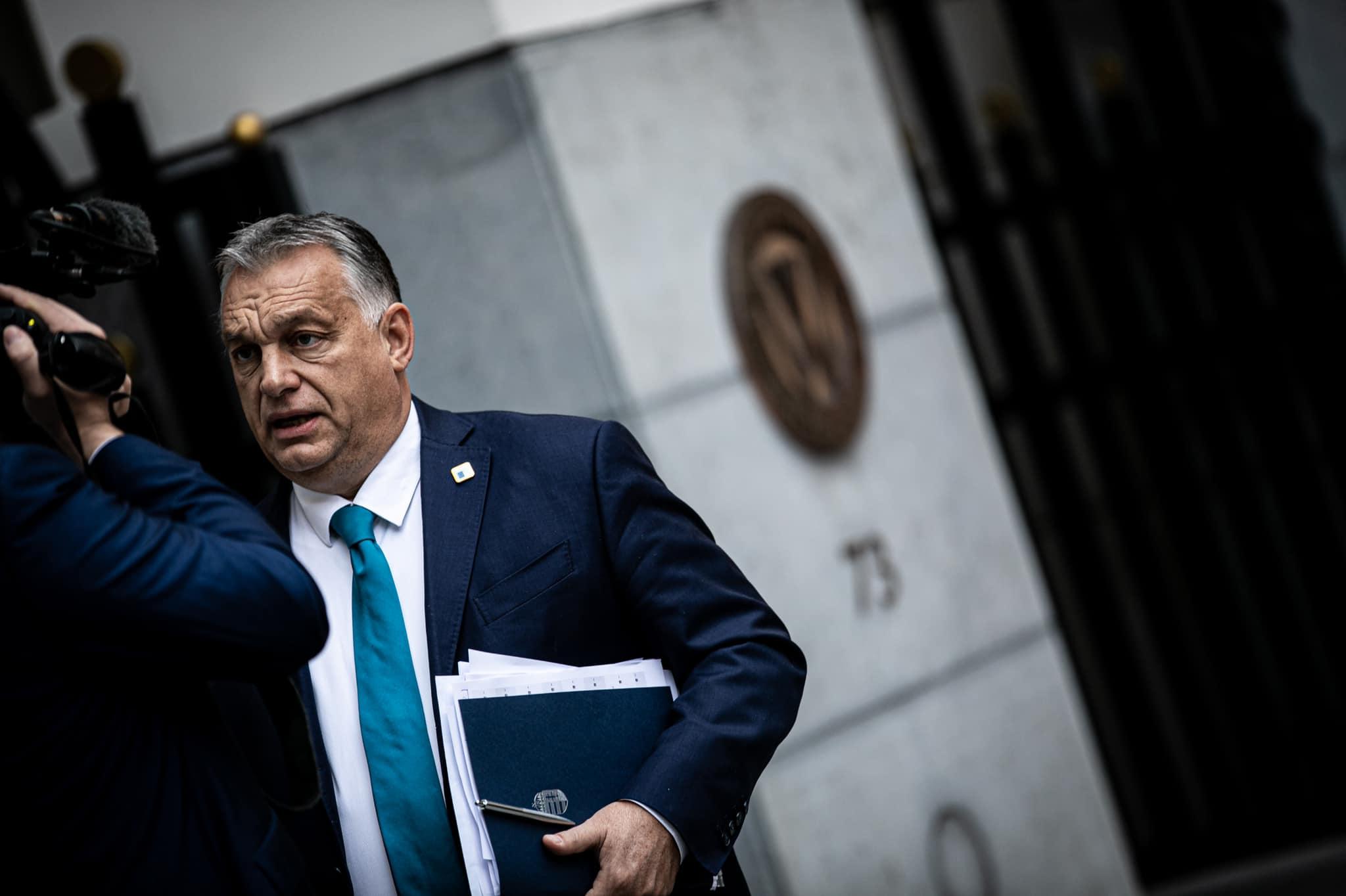 Orbán Viktor Facebook-oldal